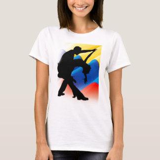 Que Viva La Salsa Colombiana T-Shirt