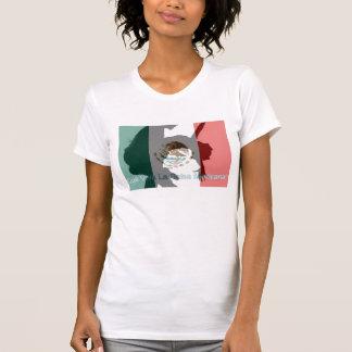 Que Viva La Salsa Mexicana T Shirts