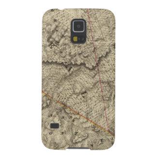 Quebec, Canada 3 Case For Galaxy S5