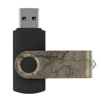 Quebec, Canada 3 USB Flash Drive