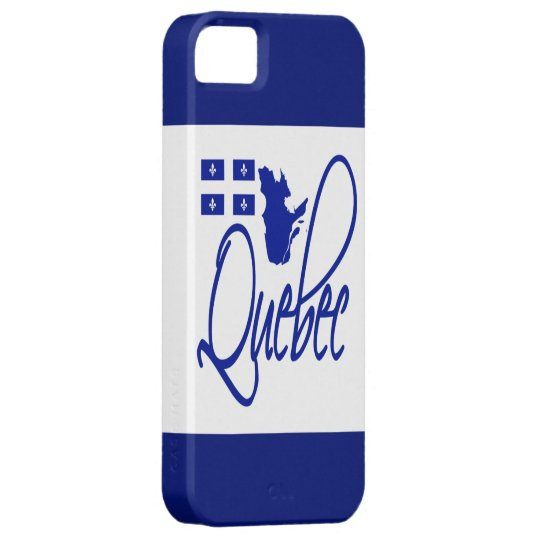 Quebec, Canada Barely There iPhone 5 Case