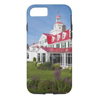 Quebec, Canada. Historic Hotel Tadoussac, 2 iPhone 8/7 Case