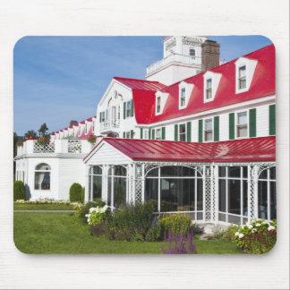 Quebec, Canada. Historic Hotel Tadoussac, 2 Mouse Pad