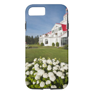 Quebec, Canada. Historic Hotel Tadoussac, 3 iPhone 8/7 Case