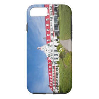 Quebec, Canada. Historic Hotel Tadoussac, iPhone 8/7 Case