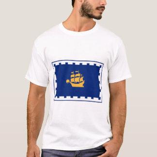 Quebec City Flag T-Shirt