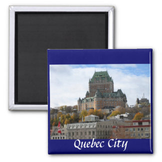 Quebec City Magnet