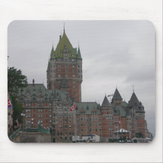 Quebec City Mouse Mat