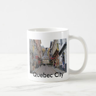 Quebec City Street Coffee Mug