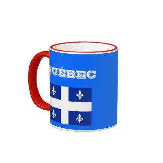Quebec* Coffee Mug   Tasse Québec