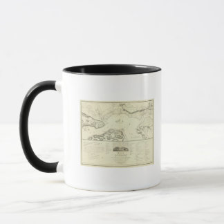Quebec during the Siege Mug