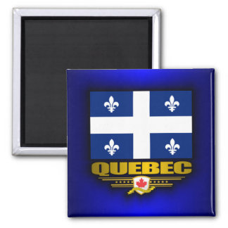 Quebec Flag Magnet
