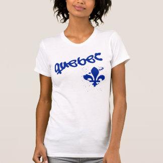 Quebec Graffiti T-Shirt