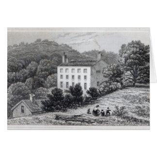 Quebec House Card