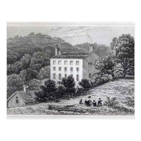 Quebec House Postcard