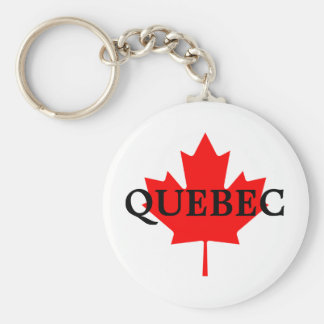 QUEBEC KEY RING