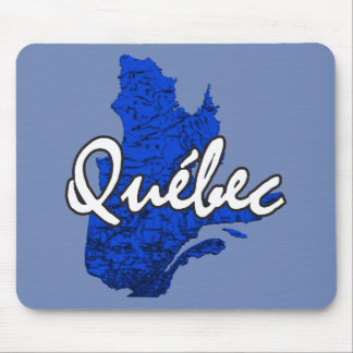 Quebec Mouse Mat