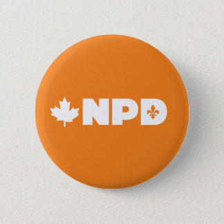 Quebec NDP Pin