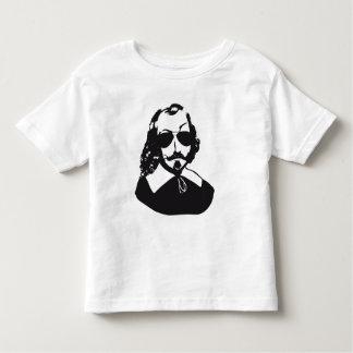 Quebec Samuel de Champlain hipster 1608 Toddler T-Shirt