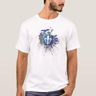 Quebec Urban Design T-Shirt