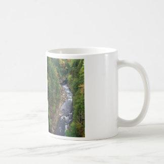 Quechee Gorge Basic White Mug