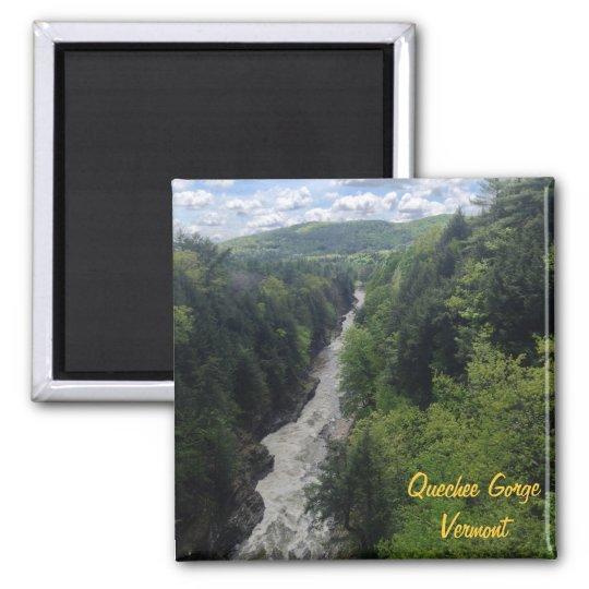 Quechee Gorge, Vermont Magnet