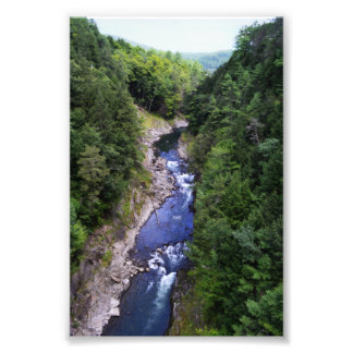 Quechee Gorge, Vermont Photo Art