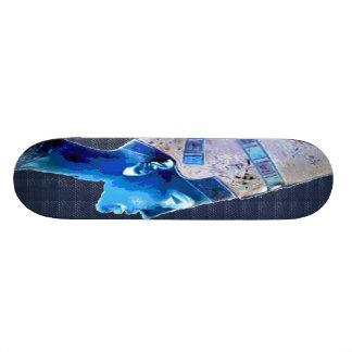 Queen 2.0 skate deck