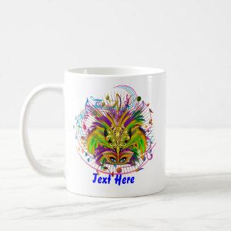 Queen 3 And Clown Basic White Mug