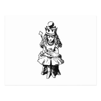 Queen Alice Post Card