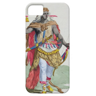 Queen Anna Nzinga (1583-1663), from 'Receuil des E Barely There iPhone 5 Case