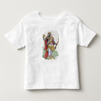 Queen Anna Nzinga (1583-1663), from 'Receuil des E Toddler T-Shirt