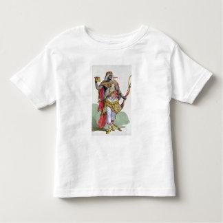 Queen Anna Nzinga (1583-1663), from 'Receuil des E Toddler T-Shirt