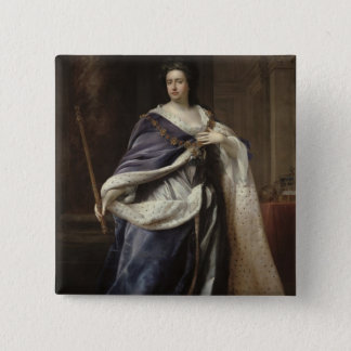 Queen Anne, 1703 15 Cm Square Badge