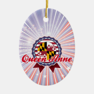 Queen Anne, MD Ornaments