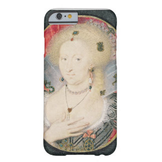 Queen Anne of Denmark, miniature Barely There iPhone 6 Case