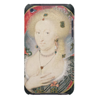 Queen Anne of Denmark, miniature iPod Touch Case
