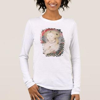 Queen Anne of Denmark, miniature Long Sleeve T-Shirt