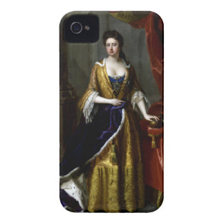 Queen Anne of Great Britain and Ireland iPhone 4 Case