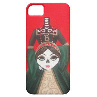 Queen Anne's End Iphone 5 case