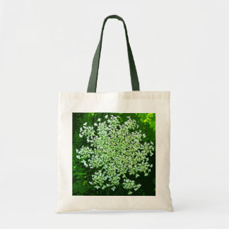 Queen Anne's Lace Budget Tote Bag