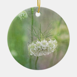 Queen Anne's Lace Ornament