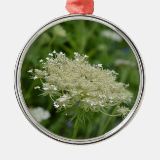 Queen Anne's Lace Christmas Tree Ornaments