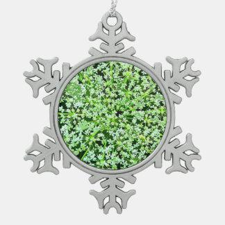 Queen Annes Lace Ornaments