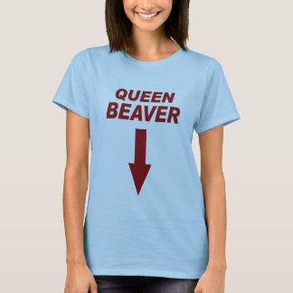 Queen Beaver T-Shirt