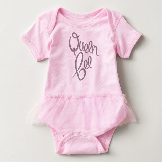 Queen Bee - Baby Tutu Baby Bodysuit
