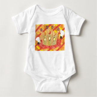 Queen Bee Babygro Baby Bodysuit