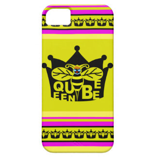 Queen Bee Barely There iPhone 5 Case