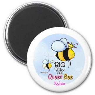 Queen Bee - Big Sister Magnet