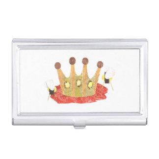Queen Bee Business Card Holder